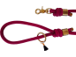 "Preview: Dog Leash ""Burgundy"""