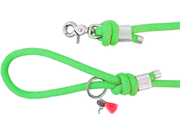 "Dog Leash ""Green"""
