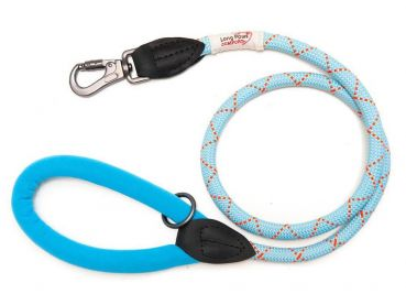 Comfort Dog Leash Blue
